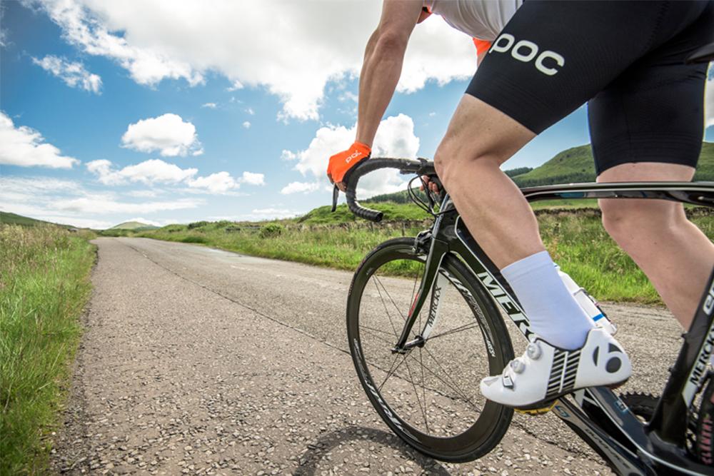 Езда на велосипеде: польза для здоровья