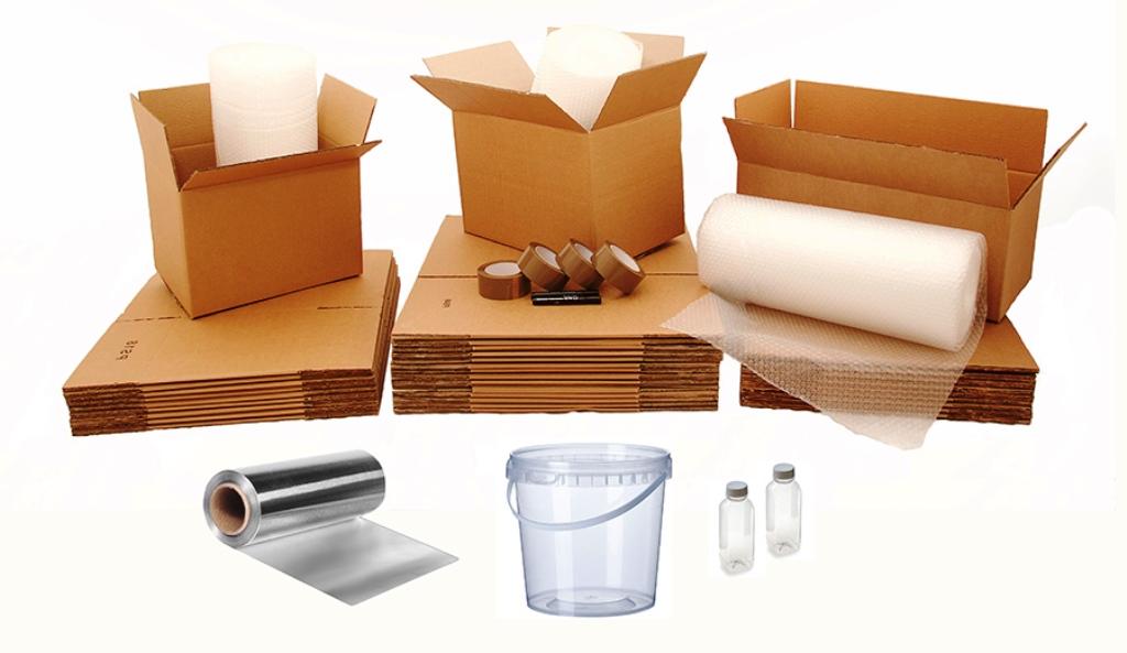 Основные особенности производства упаковочного материала.