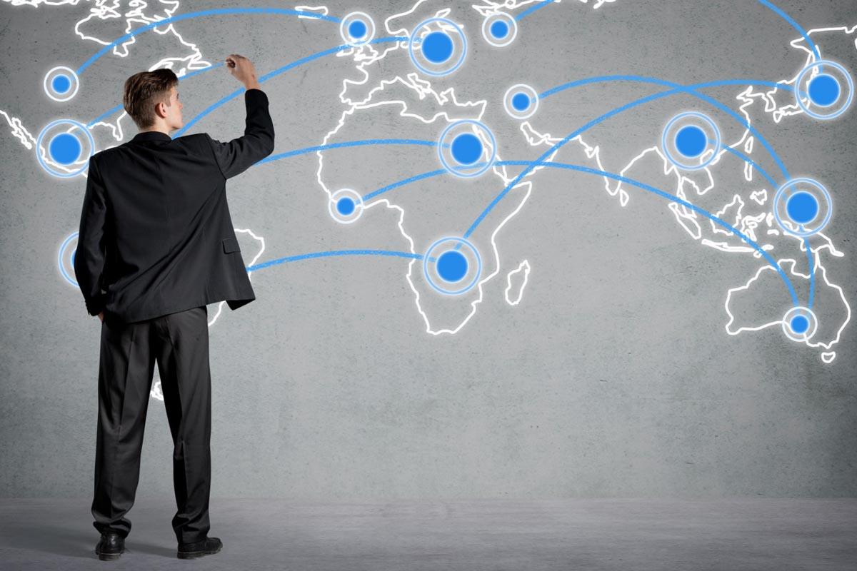 Принцип работы ведущих дистрибьюторских компаний