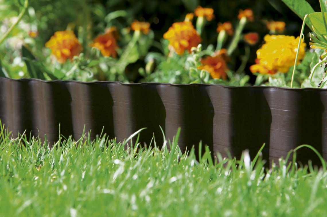Садовый бетонный бордюр: плюсы и минусы
