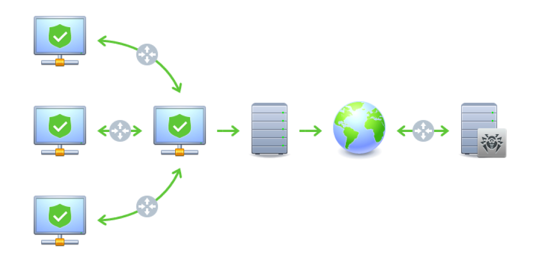Какие разновидности прокси-серверов существуют?